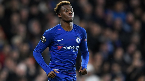 Chelsea's sensation Hudson-Odoi called up for England senior team for Euro 2020 qualifiers
