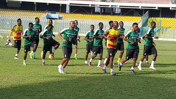 Ghana FA refutes reports that Black Stars were denied hotel access in Accra