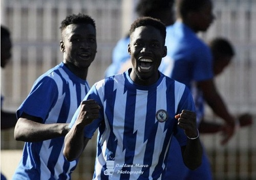 Berekum Chelsea make history, becomes first African side to reach Viareggio quarters