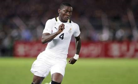 AFCON 2019 Q: Daniel Opare replaces Andy Yiadom in Black Stars squad