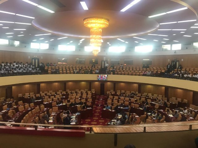 Speaker unhappy as only 15 MPs turn up for Thursday's sitting in Parliament