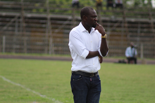 Kotoko coach C.K Akonnor unperturbed by sack rumours