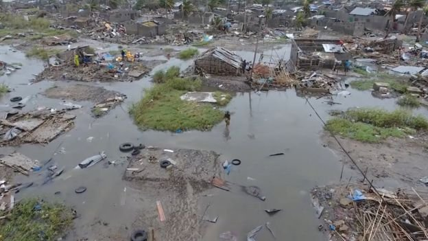 Cyclone Idai: Tell the world we are suffering - Mozambique survivors