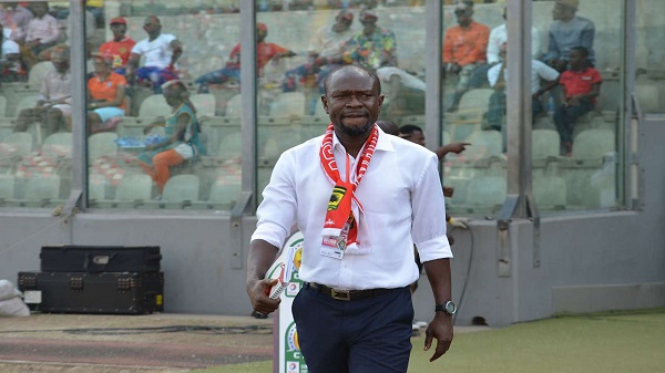 C.K Akonnor reflects on Kotoko' African campaign after exit
