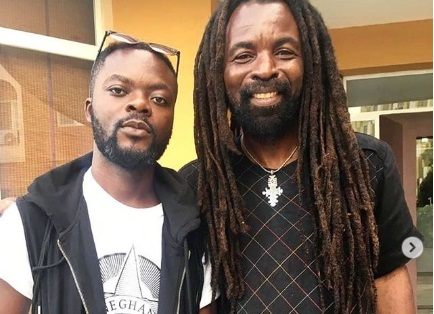 Rocky Dawuni, Cabum finally smoke peace pipe