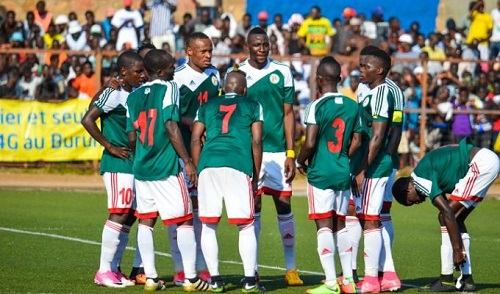 2019 AFCON Q: Burundi qualify for first ever AFCON after Gabon draw