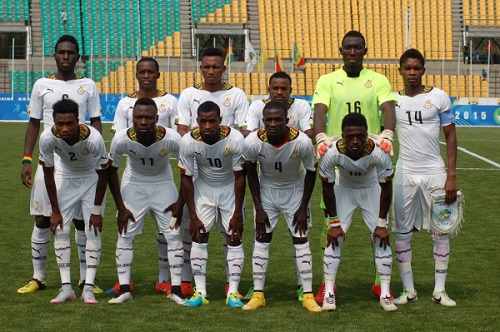 CAF U23 Cup of Nations Q: Tekpetey, Twum benched Tetteh, Yeboah starts as Tanko names starting XI