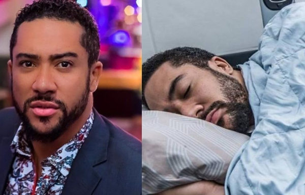 'I didn't travel for throat surgery'- Majid Michel to bloggers