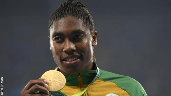 Caster Semenya: United Nations criticises 'humiliating' IAAF rule
