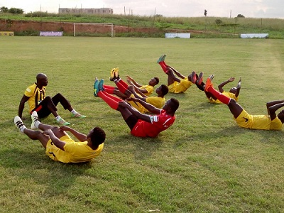 Kotoko trains today ahead of NC' Special Competition