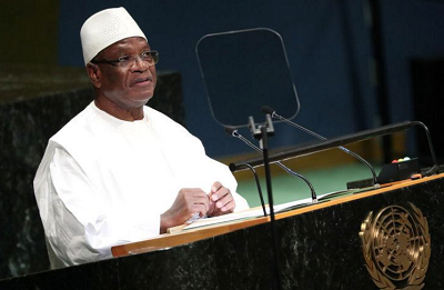 Mali leader sacks generals, disbands vigilantes after massacre