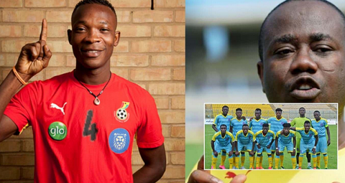 John Paintsil and his team take over WA All Stars, club to play in NC' Special Competition