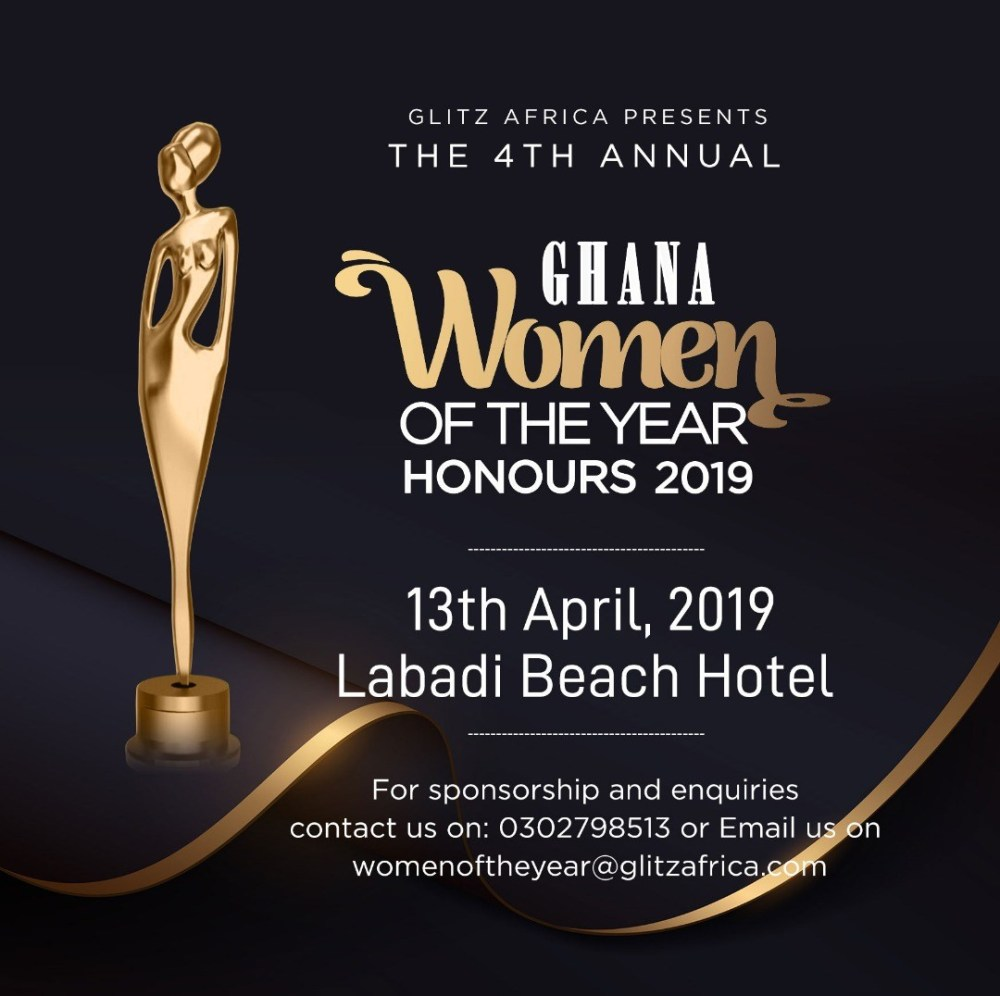 List of women to be honoured at Glitz Africa Women of the Year