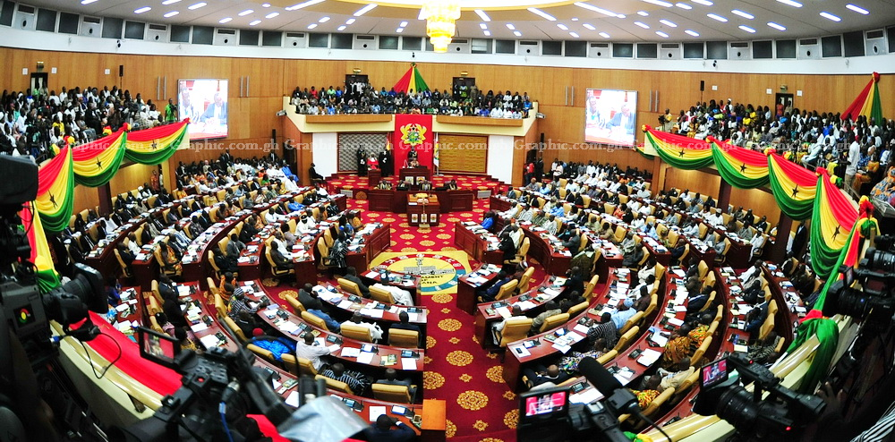 Ministerial nominees for new regions approved by Parliament