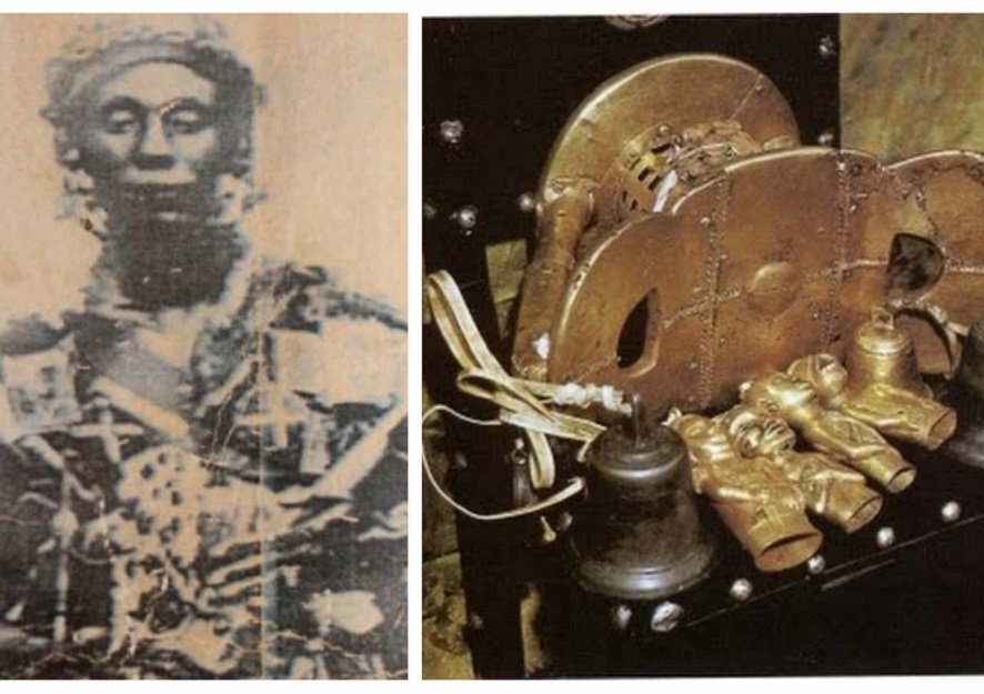 Fearless Yaa Ansantewaa led the Ashanti war against the British over the Golden Stool