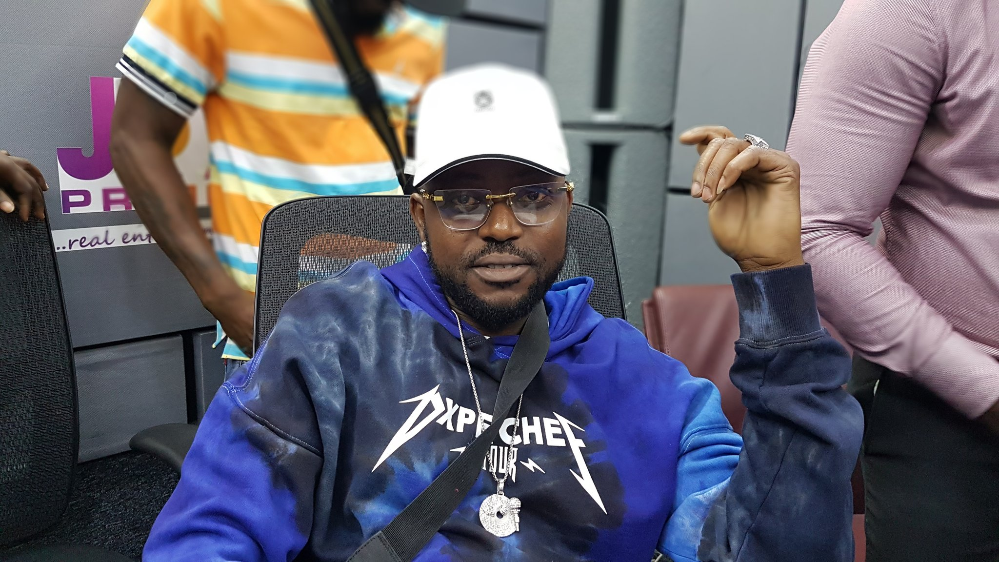 Theres no branded artistes in Ghana - Yaa Pono - Prime