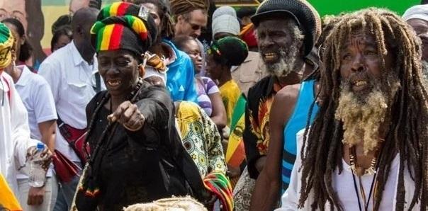 Image result for ghana rastafarians dvla