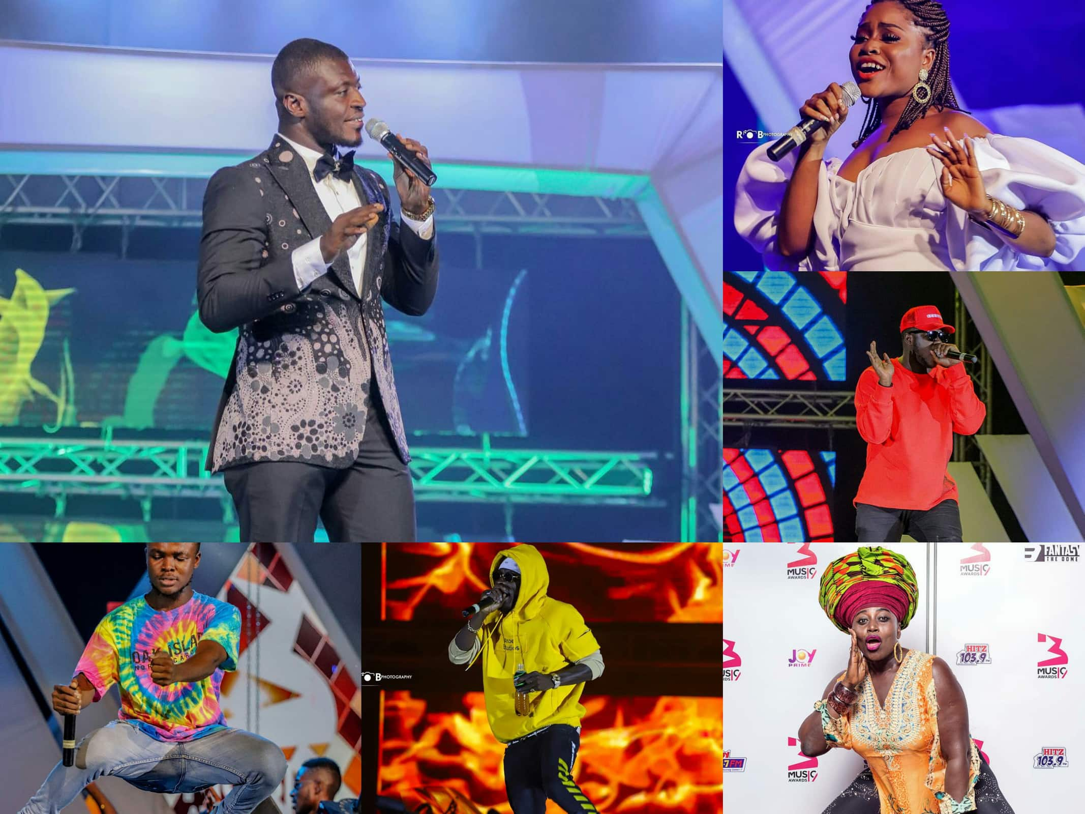 #3MusicAwards19: Epic moments in photos