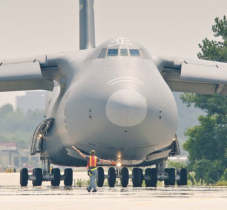 Embattled Boeing tops the list of the largest Military Planes in the World