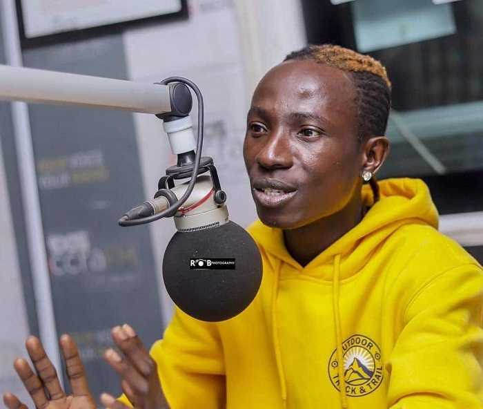 I shouldn't have featured on 'Scopatumana' song - Patapaa