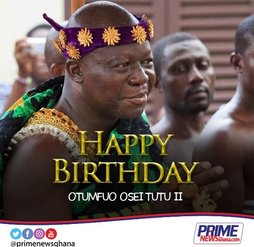 A closer look at Otumfuo Osei Tutu II as he turns 69 todayA closer look at Otumfuo Osei Tutu II as he turns 69 today