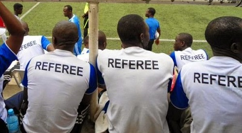 JUST IN: Referees call off strike over unpaid allowances