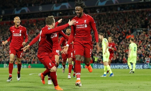 UCL: Thunder strikes at Anfield, Liverpool does the unthinkable to eliminate Barca