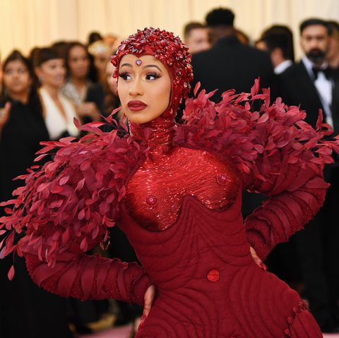Check out Cardi B's Met Gala outfit