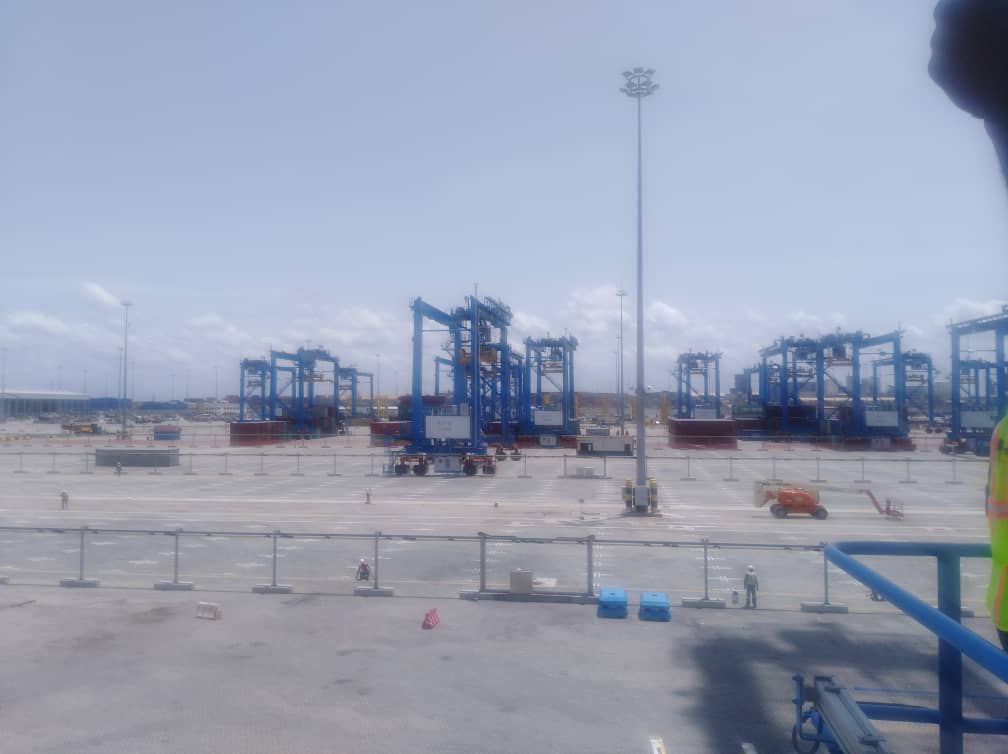 Port expansion project