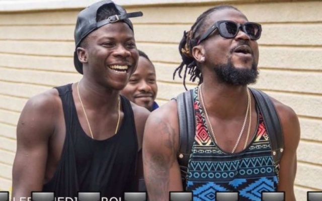 Samini calls on Ghanaians to pardon Stonebwoy