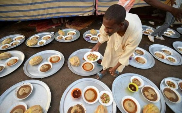 80 Nigerians arrested for 'eating during Ramadan fast'