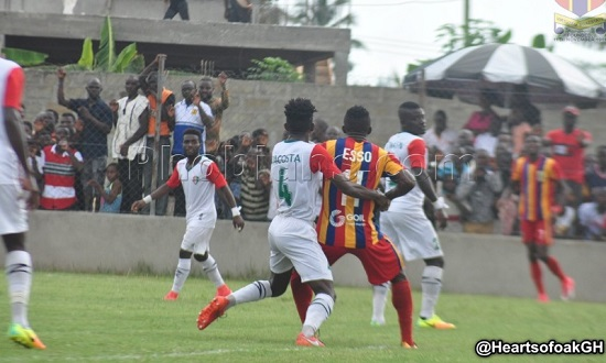 NC's Special Competition: Hearts get revenge against Karela, AshantiGold sends Aduana to the cleaners