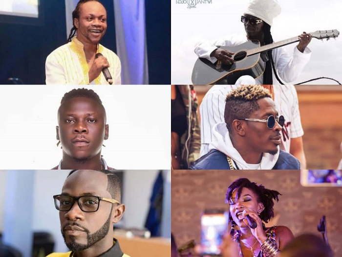 Road to #VGMA20 : Artiste of the Year winners since 2000