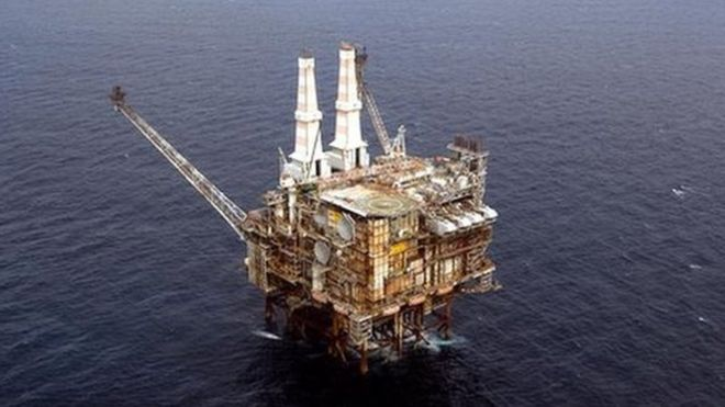 Marathon Oil firm fined £1.16m for North Sea gas release