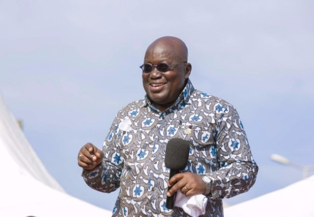 RTI will ensure transparency in gov't - Prez Akufo-Addo