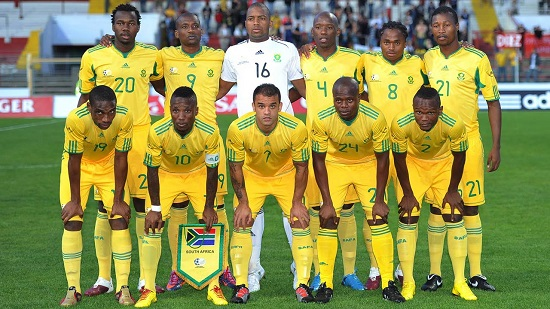 AFCON 2019: South Africa announces squad for tourney