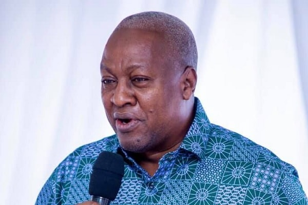 Mahama tells Akufo-Addo's gov't to take security seriously