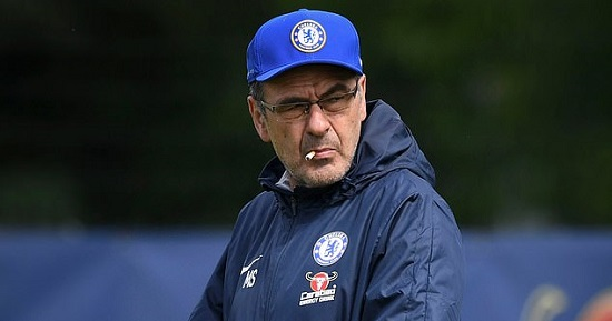 Maurizio Sarri 'agrees to become new Juventus manager on £6m deal'
