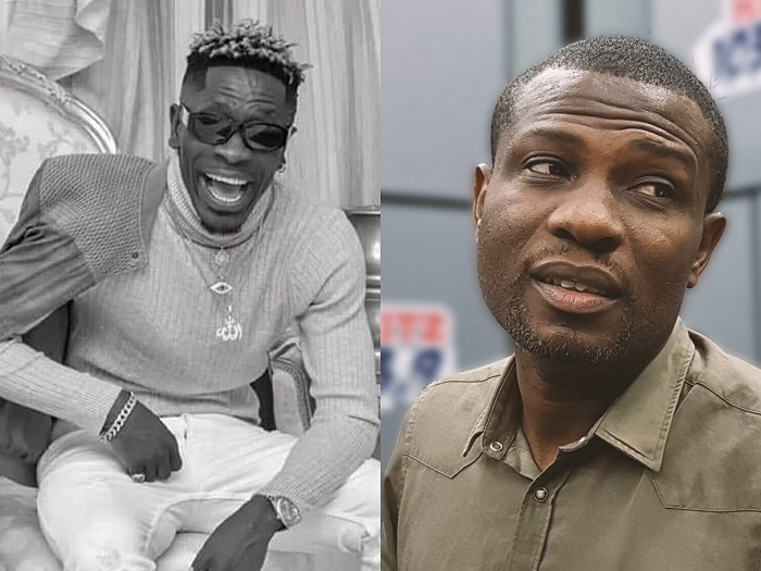 Shatta Wale insulted me and his mother told me to keep quiet and listen - Okraku Mantey