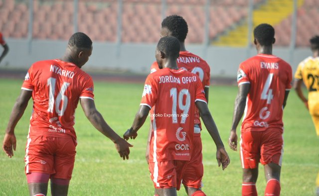NC's Tier II Competition: Kotoko ease past RTU, Medeama beat Gold Stars to reach Last 16