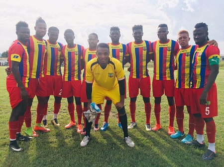 NC's Tier II Competition : Hearts knocked out, Kotoko reach quarterfinals