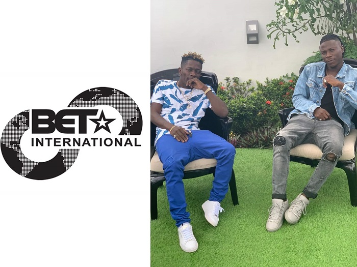 Shatta Wale reunite with Stonebwoy