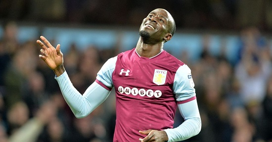 Albert Adomah among several players to leave Aston Villa