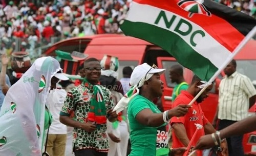 NDC planned demo stopped by Court