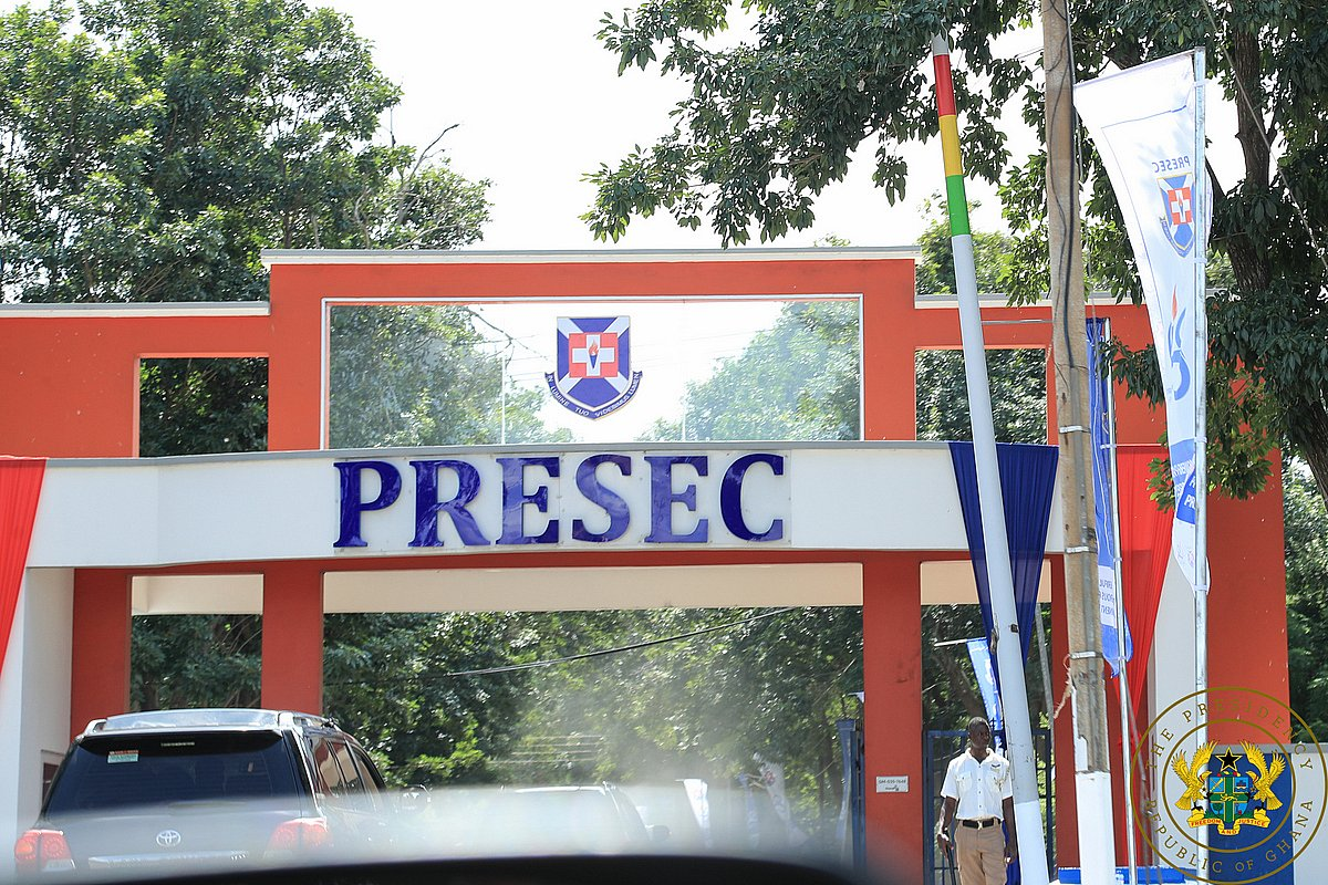 PRESEC Legon : 30 students quarantined by health officials - Prime News  Ghana