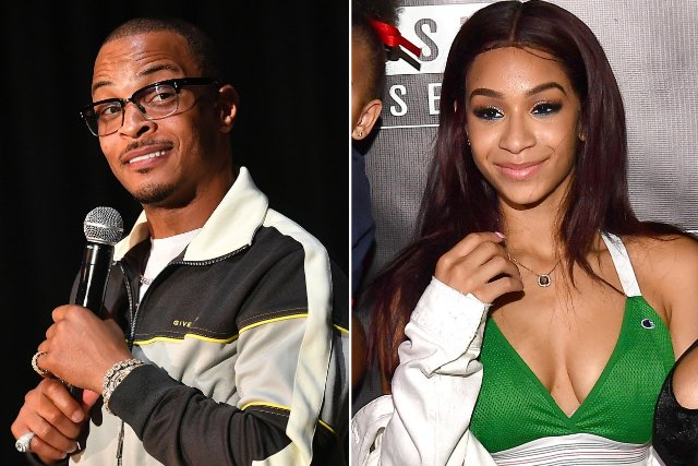 T.I. said in a podcast interview that he takes his daughter Deyjah Harris to the doctor annually to get her