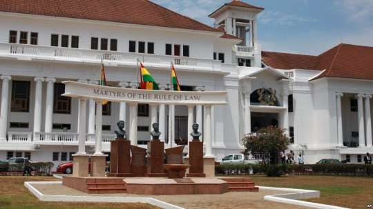 Akufo-Addo nominates three new judges to Supreme Court