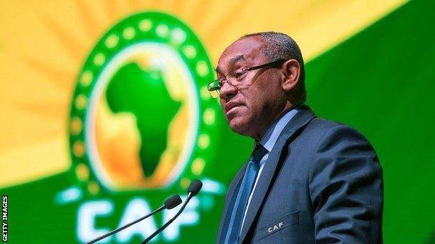 The move of the Nations Cup to June/July is a core part of CAF President Ahmad's reforms of the continental game.