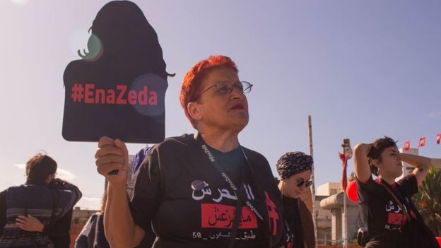 #EnaZeda is allowing women the freedom to tell their stories of abuse