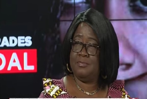 Dr. Margaret Amoakohene the Chairperson of the anti-sexual harassment